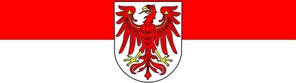 Tobias Flag Of Brandenburg clip art
