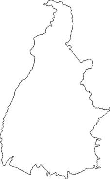 Tocantins map