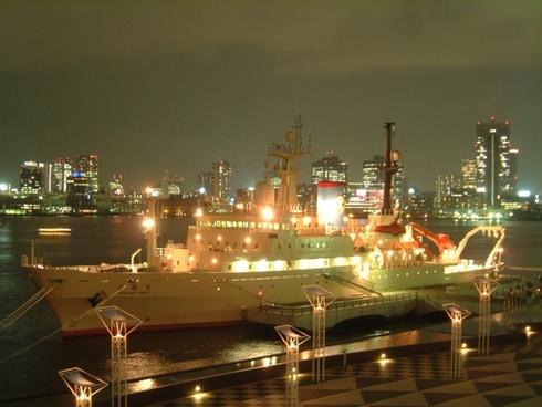 tokyo japan port