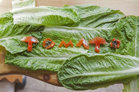 tomato from tomato