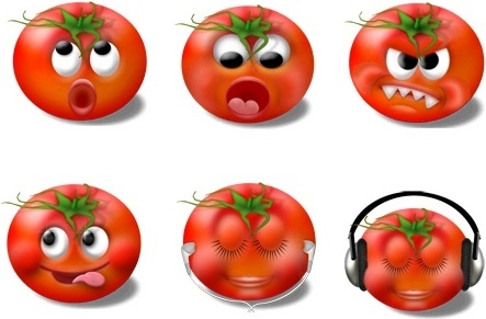 Tomato Icons icons pack