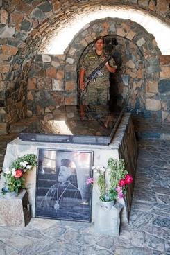 tomb of makarios iii