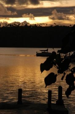 tonga lake water