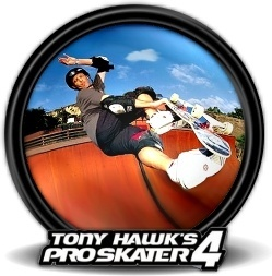 Tony Hawk s ProSkater 4 2