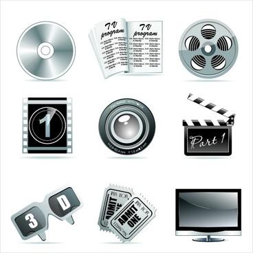 tool film 01 vector