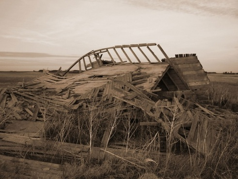 torn down memories