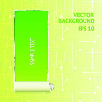 torn paper vectors backgrounds