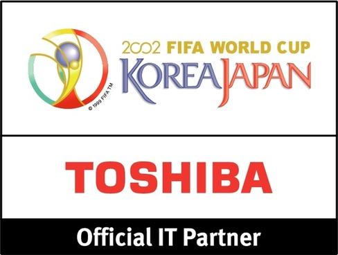 toshiba 2002 fifa world cup