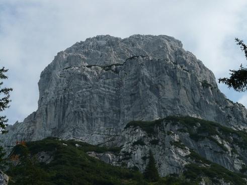 totenkirchl mountains alpine