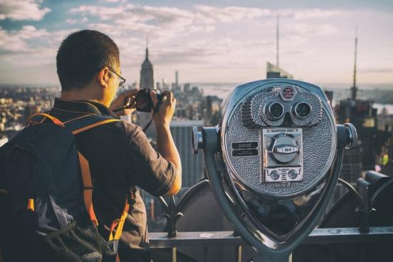 tourist nyc