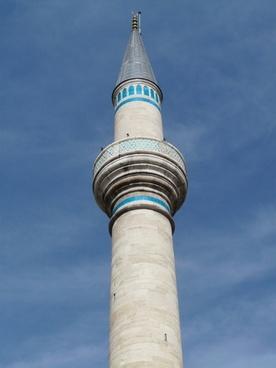 tower minaret mosque