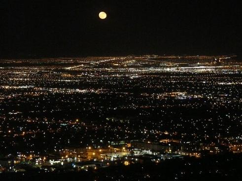 town night light