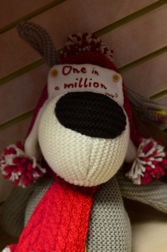 toy dog for love