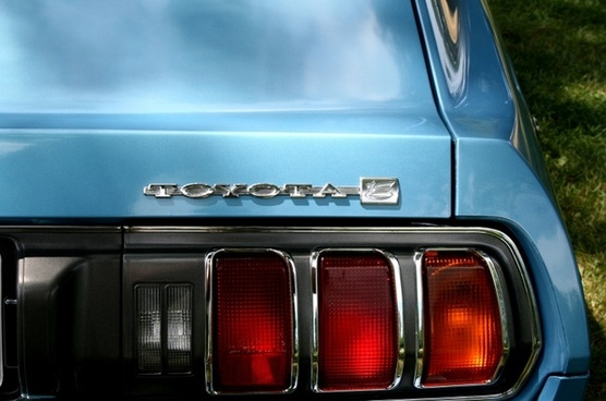 toyota tail lights
