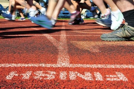 track meet race