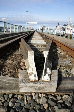 track rails steel