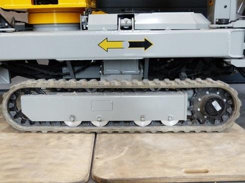 tracked vehicle excavators caterpillar