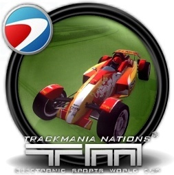 Trackmania Nations ESWC 1