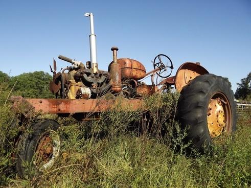 tractor antique tractors