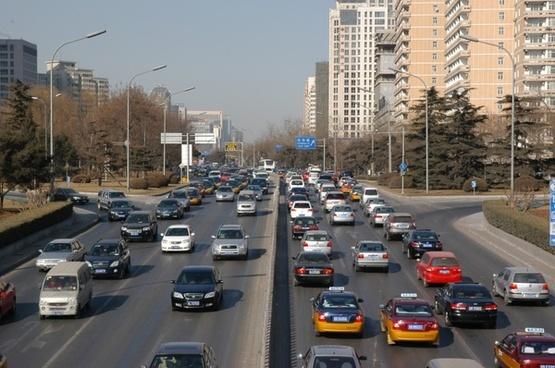 traffic city urban