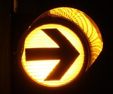 traffic lights orange traffic signal