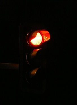 traffic lights red traffic signal