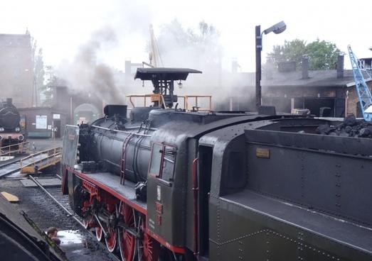train railway locomotive