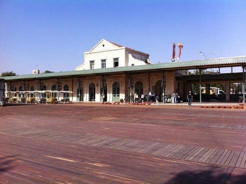 train station railway station