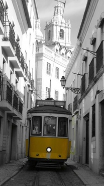 tram means of transport transport