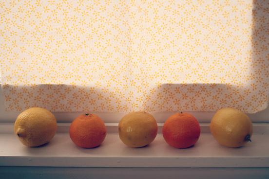tranquil citrus