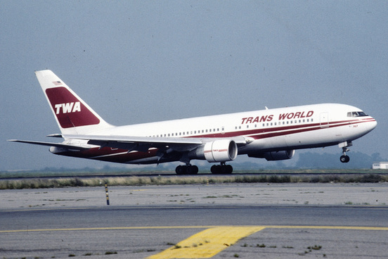 trans world airlines boeing 767 231 n601tw1422564