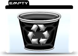 Trash empty