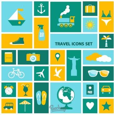 travel mosaic