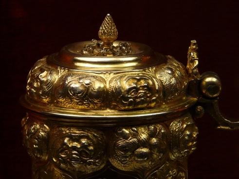 treasure cathedral treasury gold