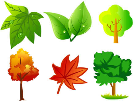 tree leaf graphics
