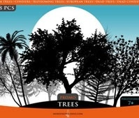 Trees Promo Brush Pack