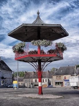 trelon france village