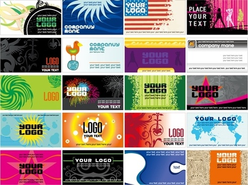 trend cards