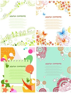 trend pattern vector