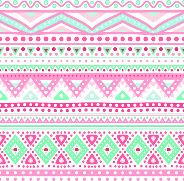 tribal decorative pattern backgrounds vector