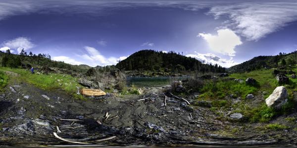 trinity river shasta trinity national forest california