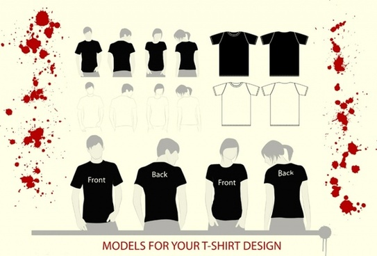T-Shirt Illustrations