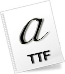 TTF File