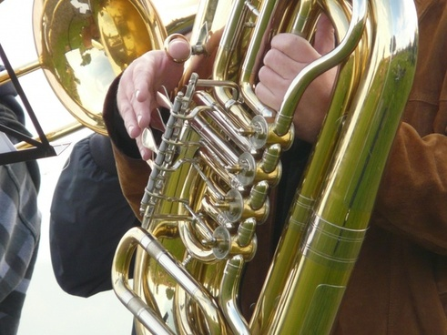 tuba blowers brass