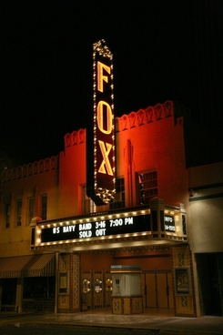 tucson arizona fox theatre