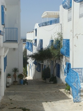 tunisia arabic houses