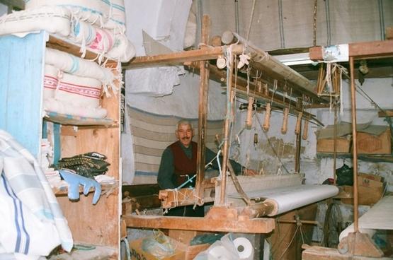 tunisia weaver