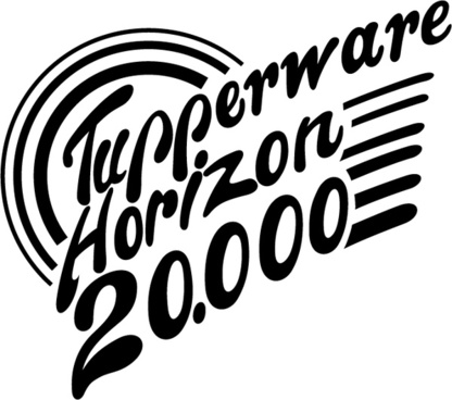 tupperware horizon 20000