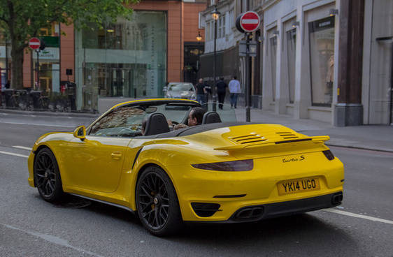 turbo s yellow