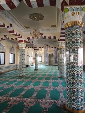 turkey izmir mosque